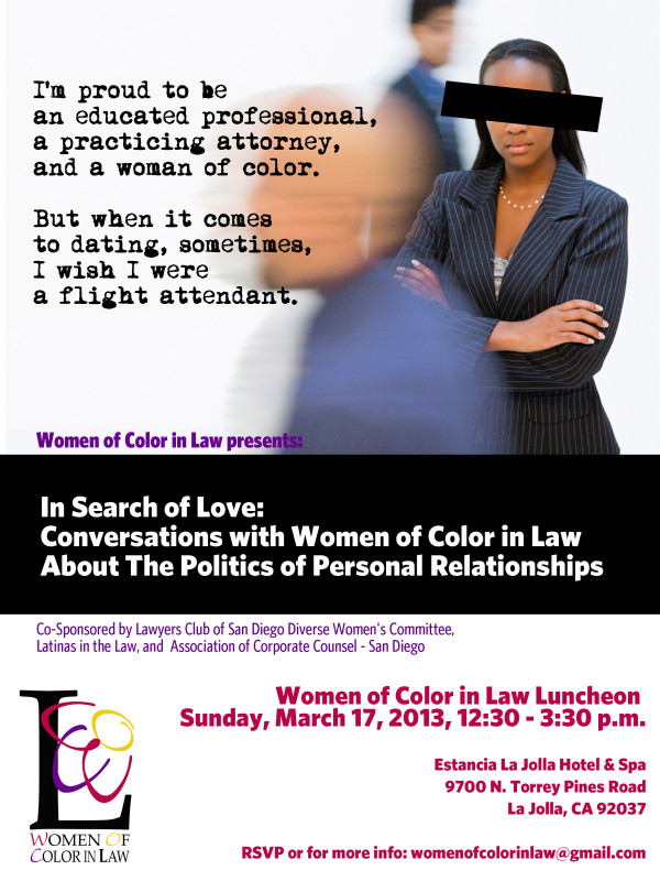Women of Color in Law Luncheon
