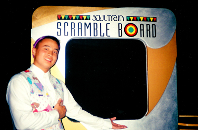Soul Train Scramble Board